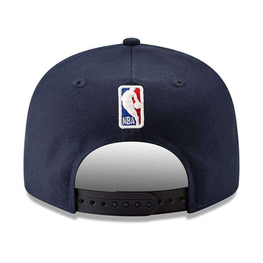 Indiana Pacers New Era NBA 2018 Tip-Off 9FIFTY Snapback Hat - Navy ... 4cae9bb10ec
