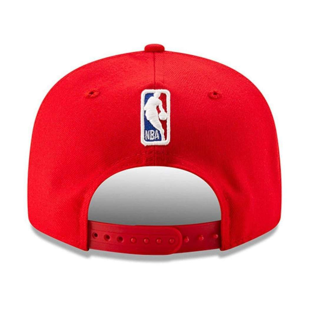 promo code c8dce 1090e Houston Rockets New Era NBA 2018 Tip-Off 9FIFTY Snapback Hat - Red