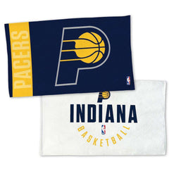 Indiana Pacers Wincraft NBA Authentic On-Court Bench Locker Room Towel