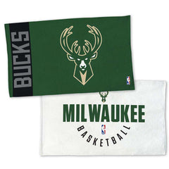 Milwaukee Bucks Wincraft NBA Authentic On-Court Bench Locker Room Towel