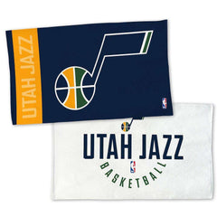 Utah Jazz Wincraft NBA Authentic On-Court Bench Locker Room Towel