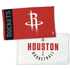 Houston Rockets Wincraft NBA Authentic On-Court Bench Locker Room Towel