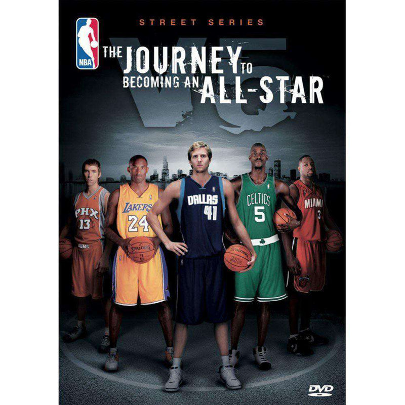 NBA Street Series: Vol. 5: The Journey to Becoming an All-Star DVD