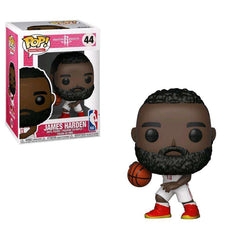 "James Harden Houston Rockets Funko NBA Pop 3.75"" Figure - White"