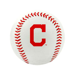Cleveland Indians Rawlings MLB Team Logo Baseball Ball