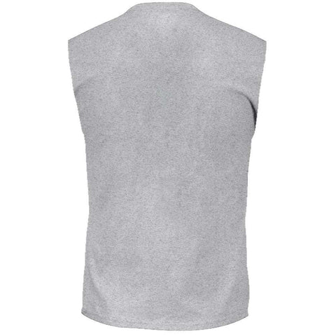 Philadelphia Eagles Majestic NFL Critical Victory Sleeveless Muscle T-Shirt - Grey