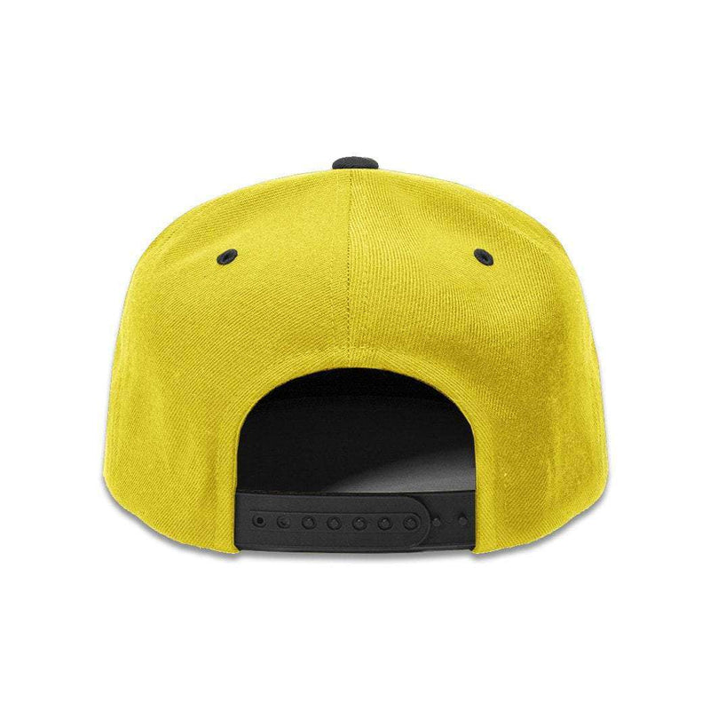 Kids Los Angeles Lakers Outerstuff NBA 2 Tone Snapback Hat - Yellow