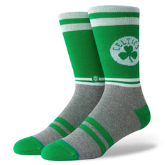 Boston Celtics Stance NBA City Gym Crew Socks - Green