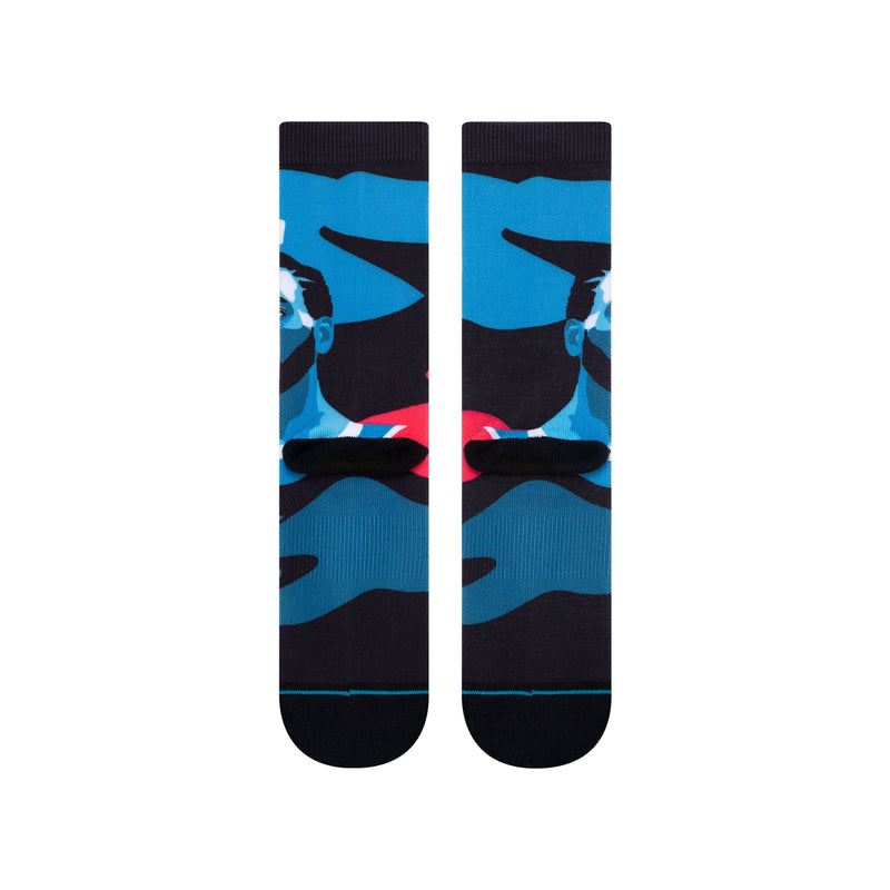 Kawhi Leonard Los Angeles Clippers Stance NBA Future Legends Crew Socks - Blue