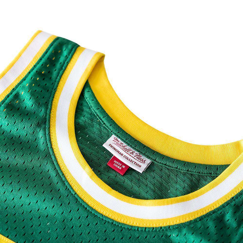 timeless design 70b49 d347a Gary Payton Seattle Supersonics Mitchell & Ness NBA 94 Swingman Jersey -  Green