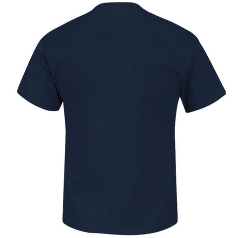 Houston Texans Majestic NFL Critical Victory T-Shirt - Navy