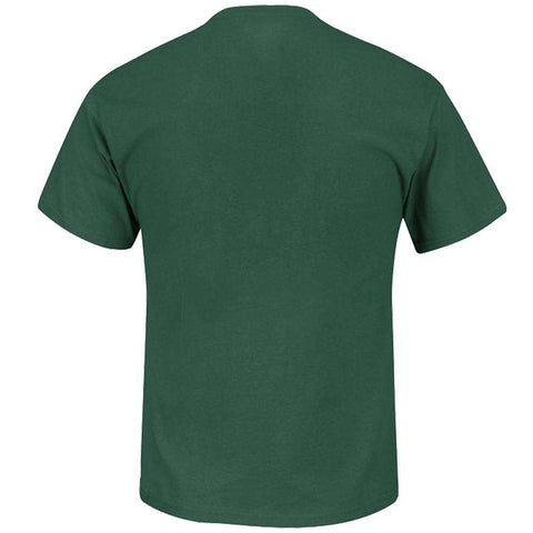 New York Jets Majestic NFL Critical Victory T-Shirt - Green