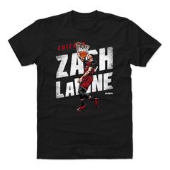 Zach Lavine Chicago Bulls 500 Level NBA Slam T-Shirt - Black