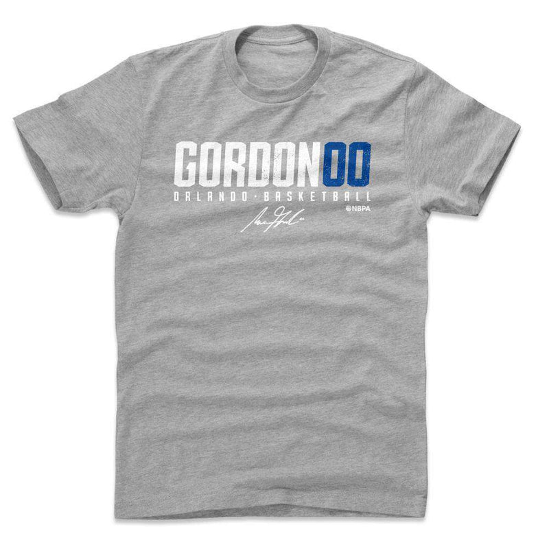 Aaron Gordon Orlando Magic 500 Level NBA Elite T-Shirt - Gray