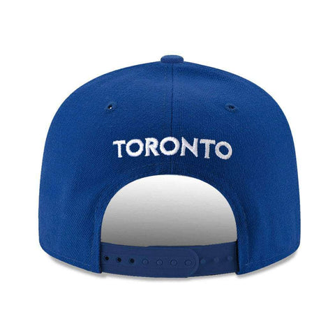 Toronto Blue Jays New Era MLB Alt Team 9FIFTY Snapback Hat - Blue