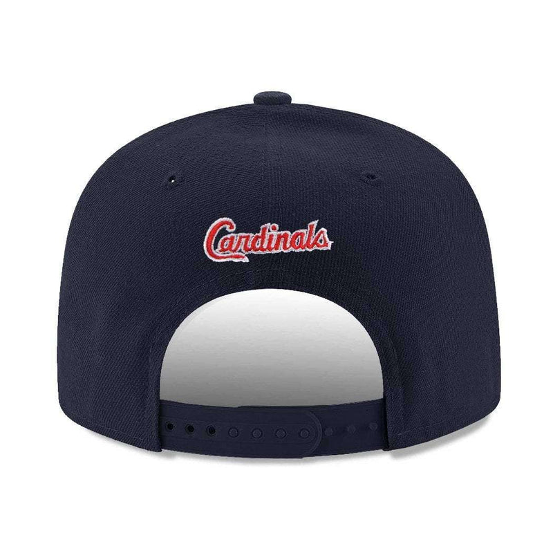 St Louis Cardinals New Era MLB Alt Team 9FIFTY Snapback Hat - Navy
