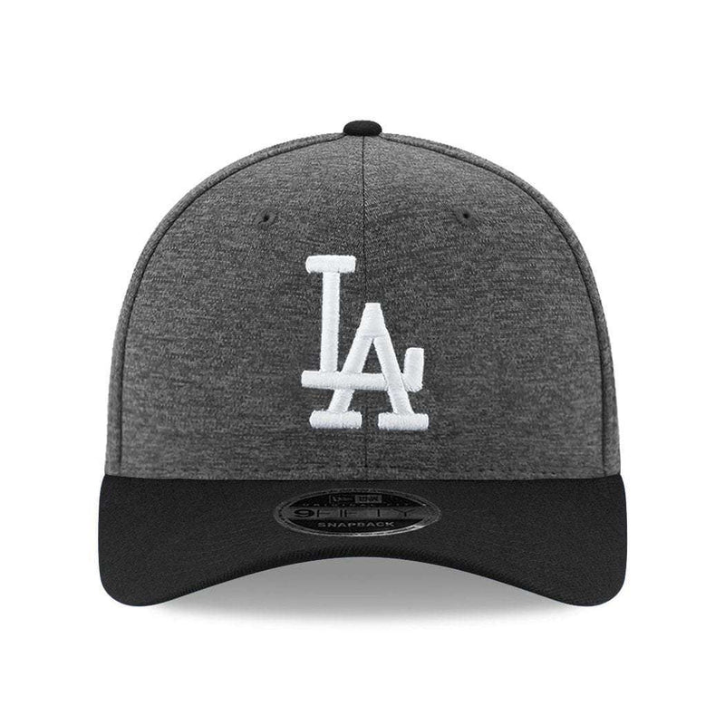 Los Angeles Dodgers New Era MLB Shadow Tech 9FIFTY Pre-Curved OF Snapback Hat