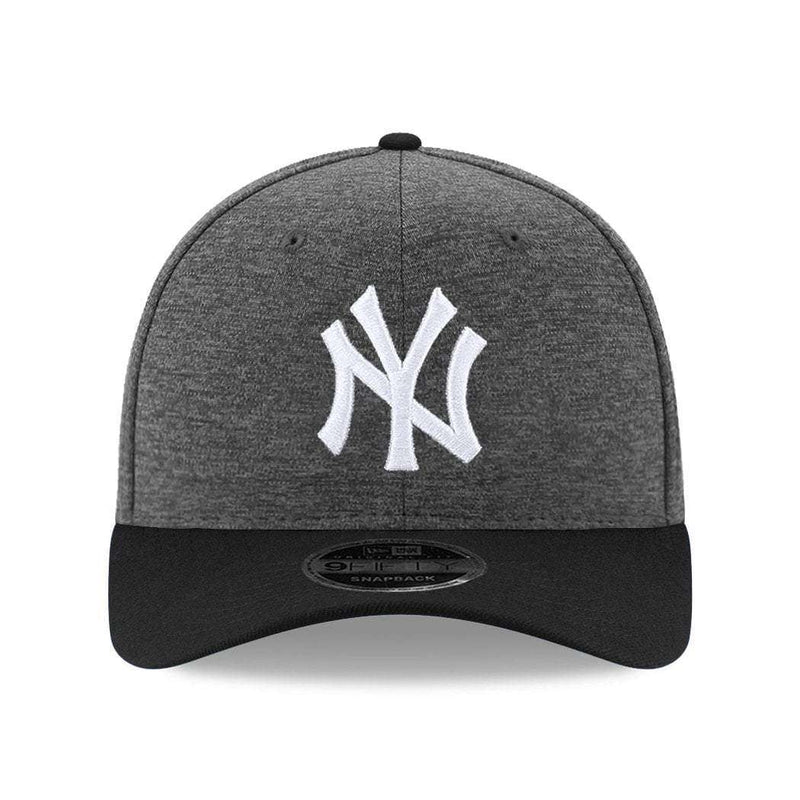 New York Yankees New Era MLB Shadow Tech 9FIFTY Pre-Curved OF Snapback Hat