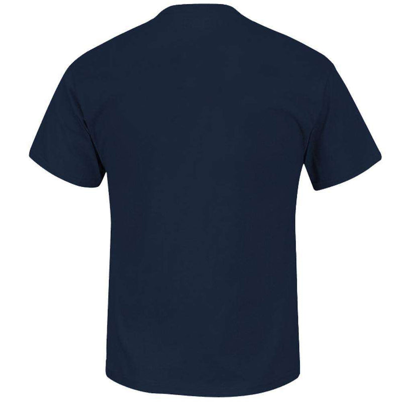Los Angeles Chargers Majestic NFL Critical Victory T-Shirt - Navy