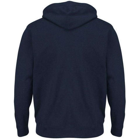 New England Patriots Majestic NFL Critical Victory Hoodie Jumper - Navy