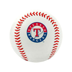 Texas Rangers Rawlings MLB Team Logo Baseball Ball