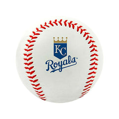 Kansas City Royals Rawlings MLB Team Logo Baseball Ball