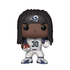 "Todd Gurley Los Angeles Rams NFL Funko Pop Vinyl 3.75"" Figure - White"
