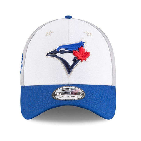 Toronto Blue Jays New Era 2018 MLB All Star 39THIRTY Curved Hat