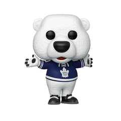 Carlton the Bear Toronto Maple Leafs Funko NHL Pop Vinyl Figure