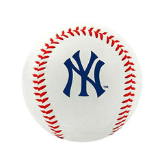 New York Yankees Rawlings MLB Team Logo Baseball Ball