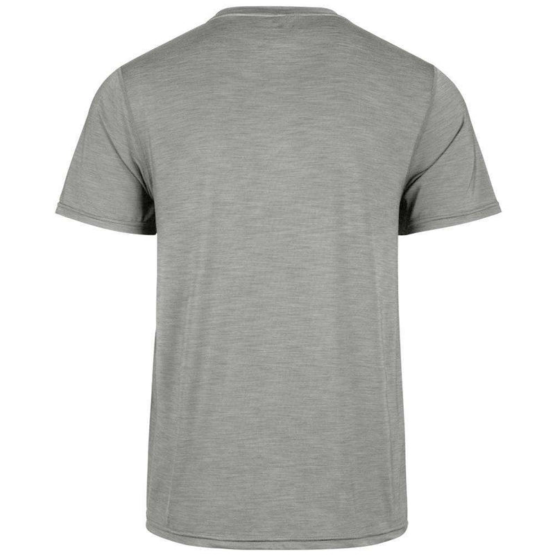 Los Angeles Lakers '47 NBA Microlite Performance Shade Rival T-Shirt - Grey