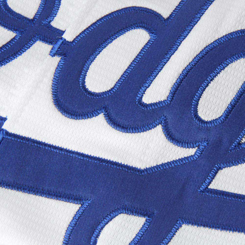 Los Angeles Dodgers Majestic MLB AC Cool Base Replica Jersey - White