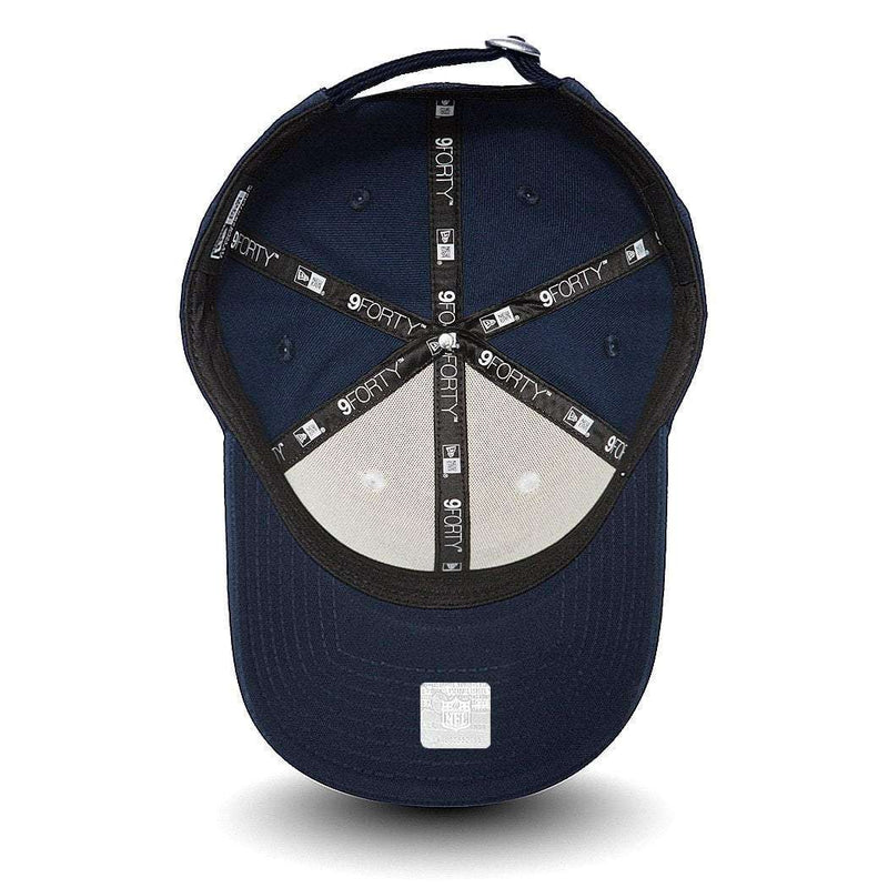 New England Patriots New Era NFL 9FORTY Curve Hat - Navy