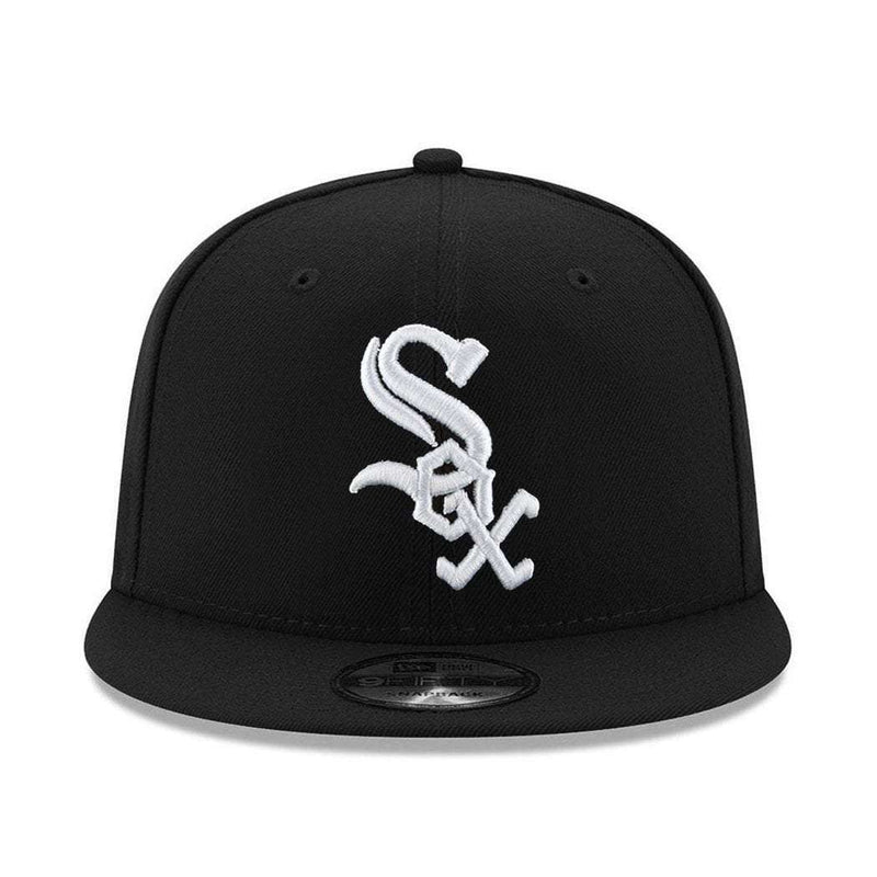 Chicago White Sox New Era MLB Team 9FIFTY Snapback Hat - Black