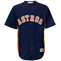 Houston Astros Majestic MLB AC Cool Base Replica Jersey - Navy