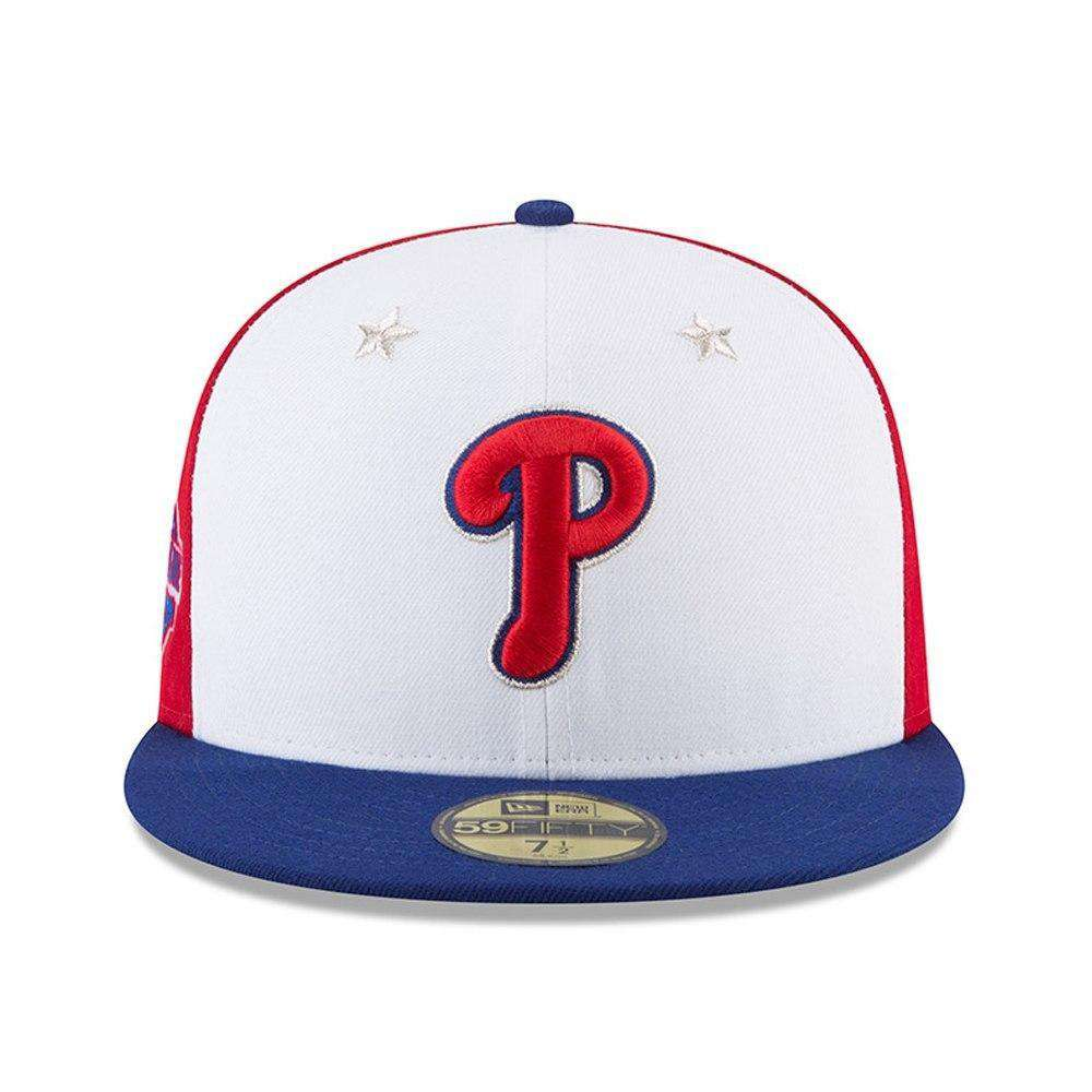 finest selection a441a 0795a Philadelphia Phillies New Era 2018 MLB All Star AC On-Field 59FIFTY Fitted  Hat