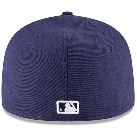 San Diego Padres New Era Home AC On-Field 59FIFTY Fitted Hat - Navy