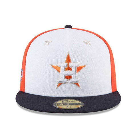 Houston Astros New Era 2018 MLB All Star AC On-Field 59FIFTY Fitted Hat