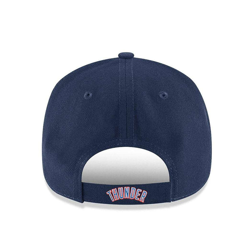 Youths Oklahoma City Thunder Outerstuff NBA Team Curve Hat - Navy