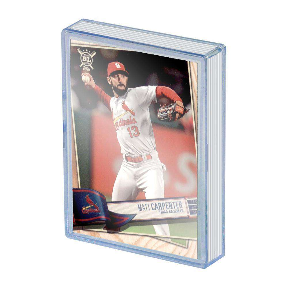 St Louis Cardinals Topps Mlb 2019 Season 10 Trading Card Team Set