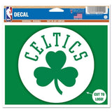 "Boston Celtics Wincraft NBA Multi-Use 4.5"" x 5.75"" Decal"