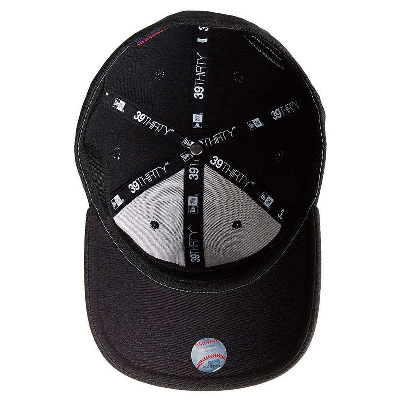 Pittsburgh Pirates New Era MLB Team 39THIRTY Hat - Black