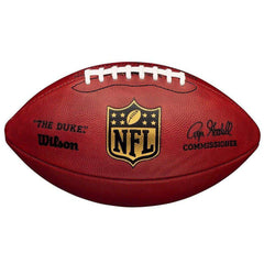 Wilson Duke Full Size Official NFL American Football Game Ball