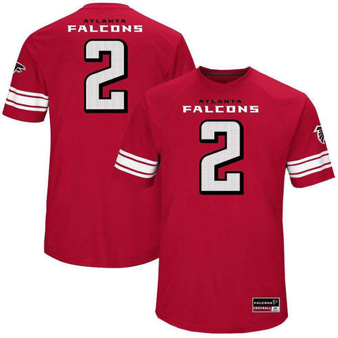 Matt Ryan Atlanta Falcons Majestic NFL Replica Jersey - Red