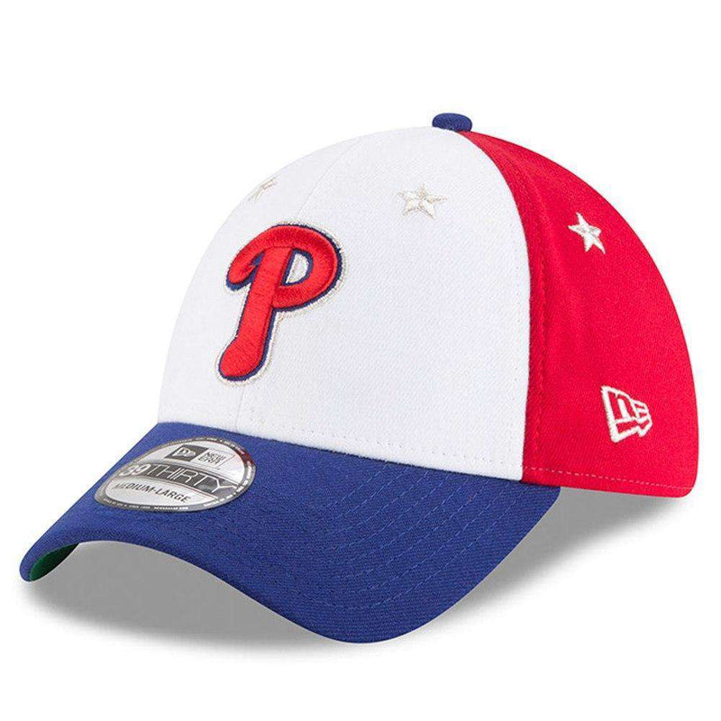 Philadelphia Phillies New Era 2018 MLB All Star 39THIRTY Curved Hat
