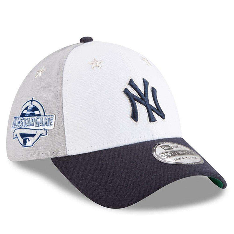 New York Yankees New Era 2018 MLB All Star 39THIRTY Curved Hat