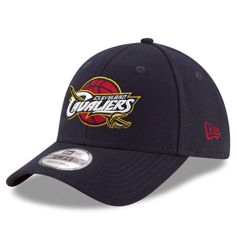 Cleveland Cavaliers New Era NBA Team 9FORTY Curve Hat - Navy