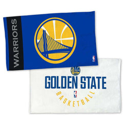 Golden State Warriors Wincraft NBA Authentic On-Court Bench Locker Room Towel