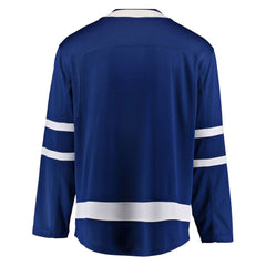 Toronto Maple Leafs NHL Breakaway Replica Jersey - Blue