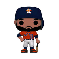 Jose Altuve Houston Astros MLB Funko Pop Figure - Orange